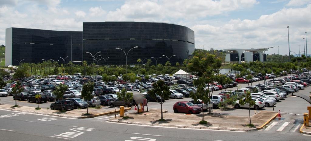 Cidade Administrativa de Minas Gerais