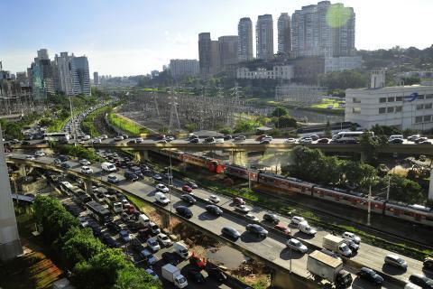 São Paulo Marginal Pinheiros
