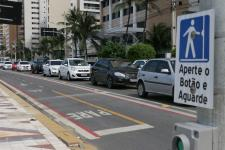 Ciclofaixa da Avenida Beira-Mar - Fortaleza